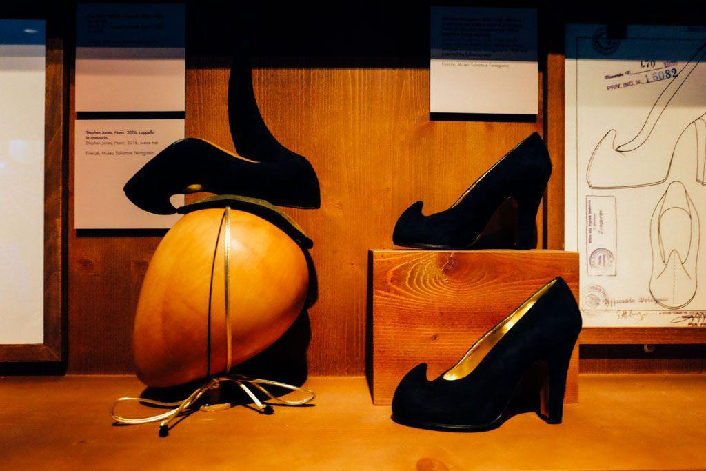 Ferragamo Museum Rhino shoes