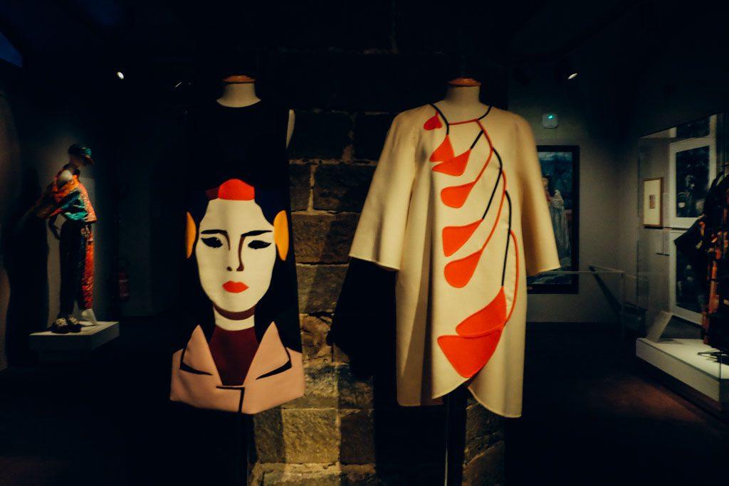 Ferragamo Fashion and Art Exhibit