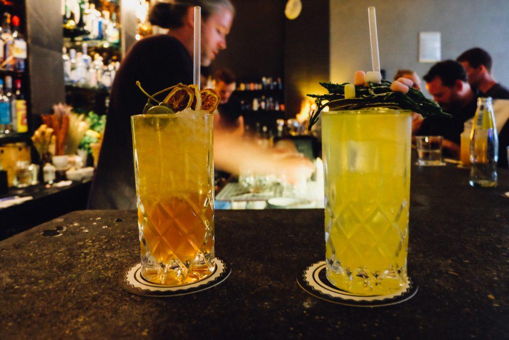 Munich cocktails