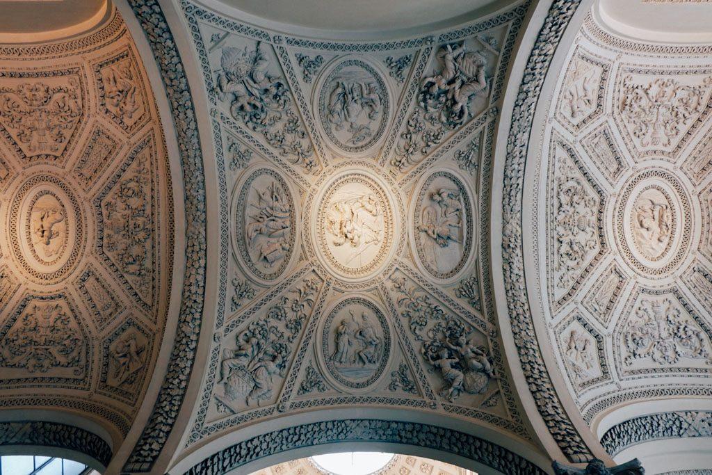 Palazzo Braschi Ceiling