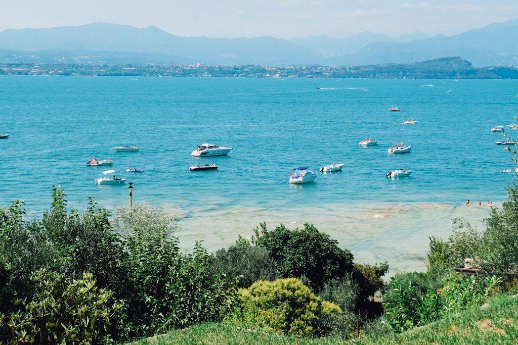 Sirmione Italy Lake