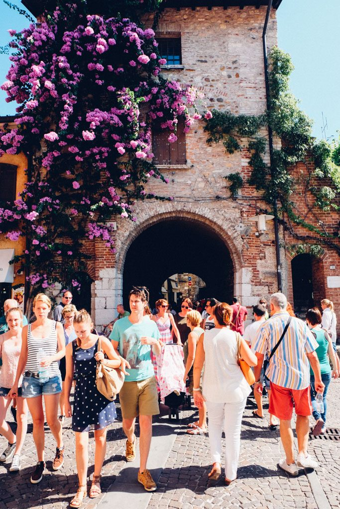 Sirmione Italy Tourist