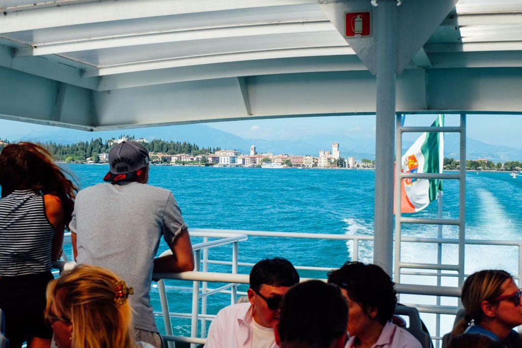 Sirmione Italy Ferry