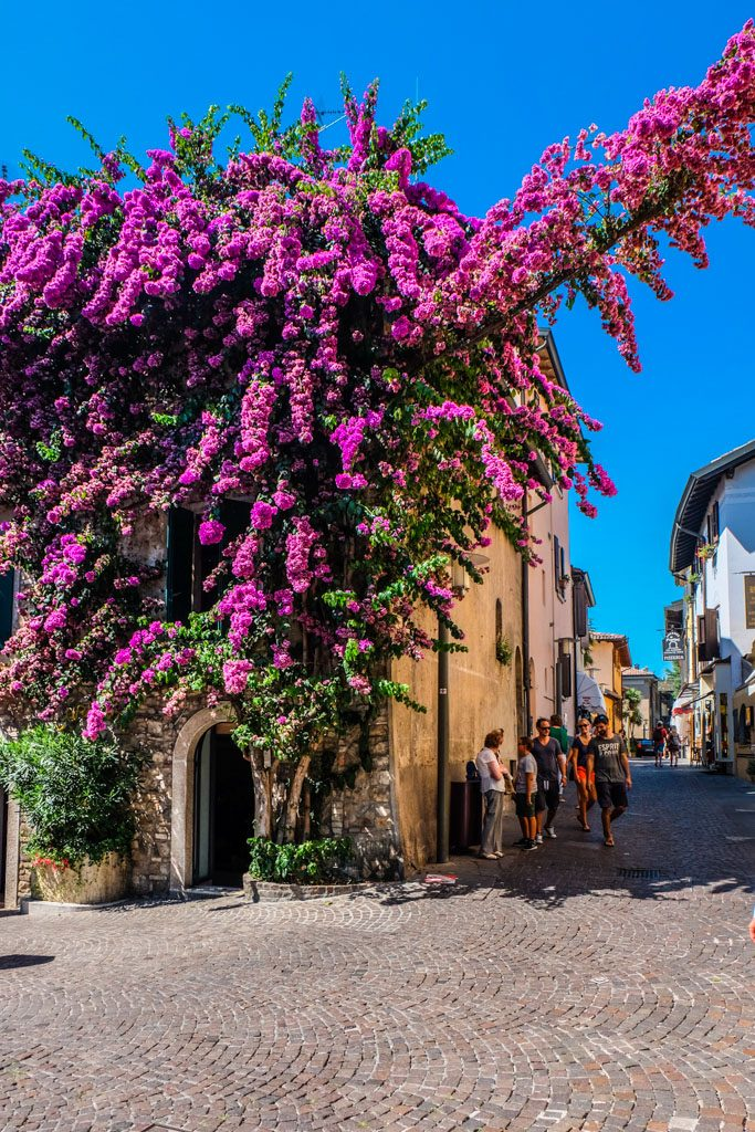 Sirmione Italy Streets