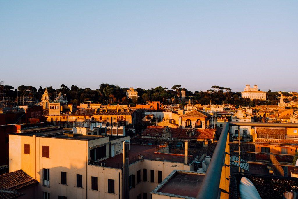 First Luxury Art Hotel Rome