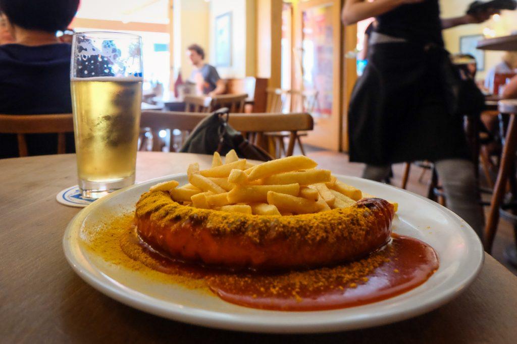currywurst at steinheil