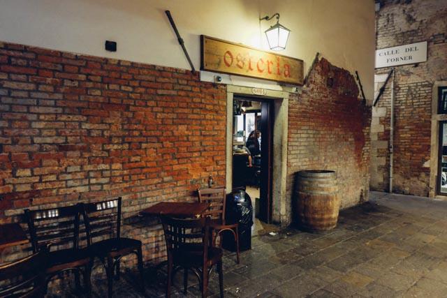 Venice cicchetti bar