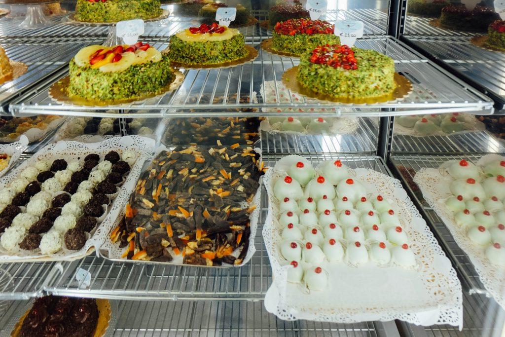 sicilian pastries roma