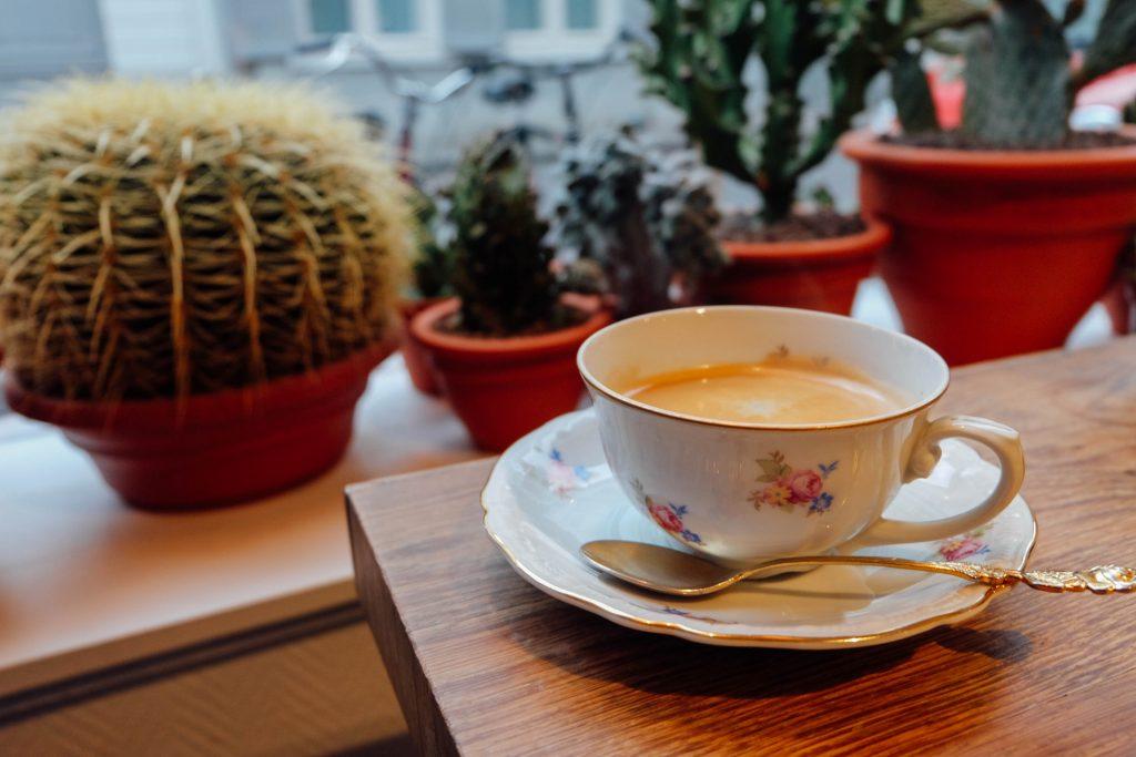 coffee in bruges