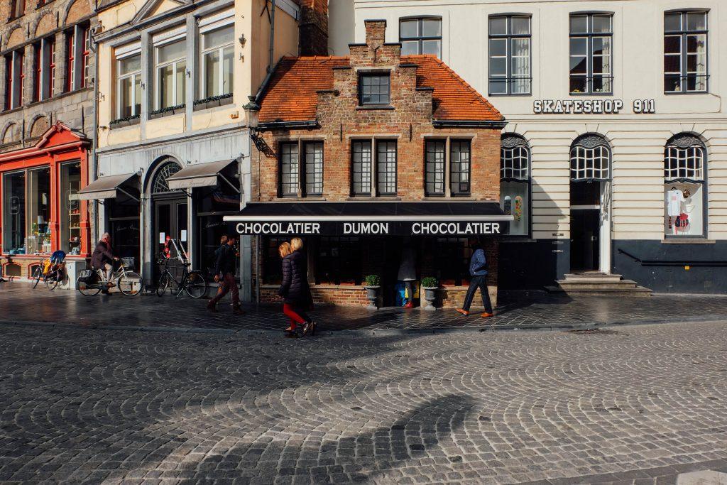 bruges-dumon chocolate