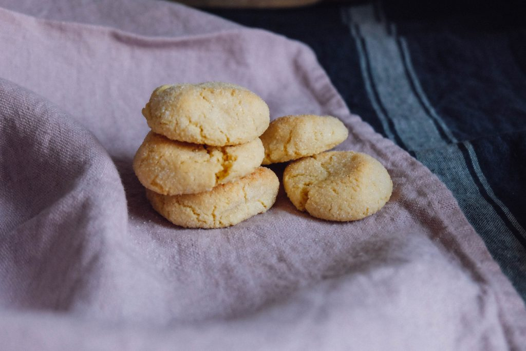 fave dei morti cookies from Italy