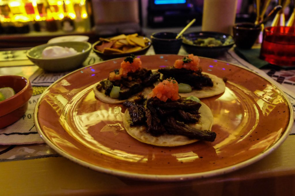 Tacos in rome