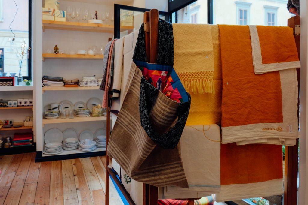 shopping bag italy