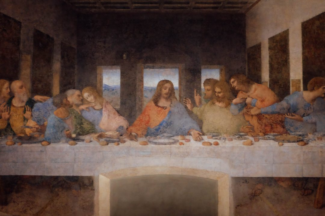 how to get tickets to see the last supper in milan an american in rome