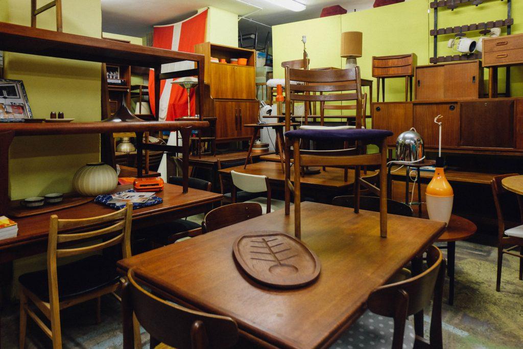 binario4 rome furniture