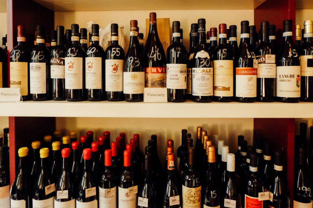 wine concept natural wine Rome