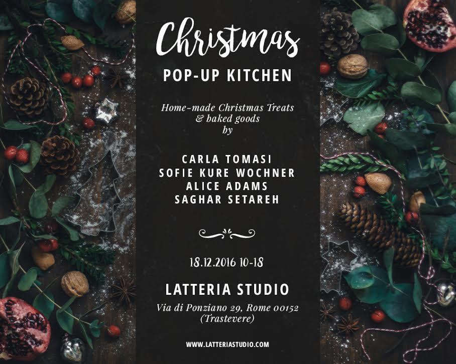 Latteria christmas market rome