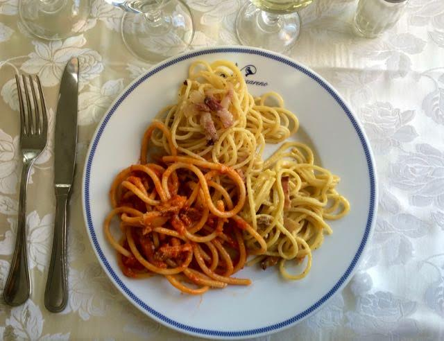 best roman pasta