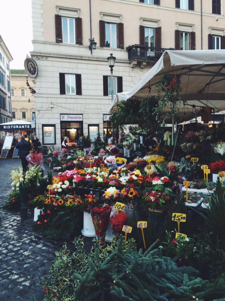 Campo de fiori rome