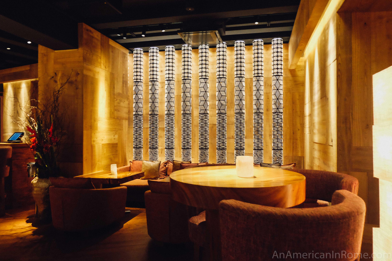 Zuma Bar A Fendi Lounge In Rome An American In Rome