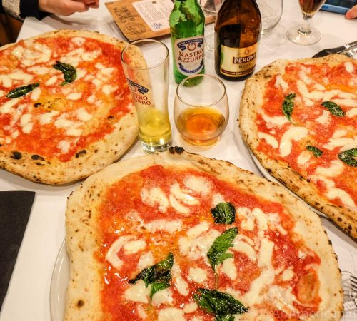 L'Antica pizzeria Da Michele Roma