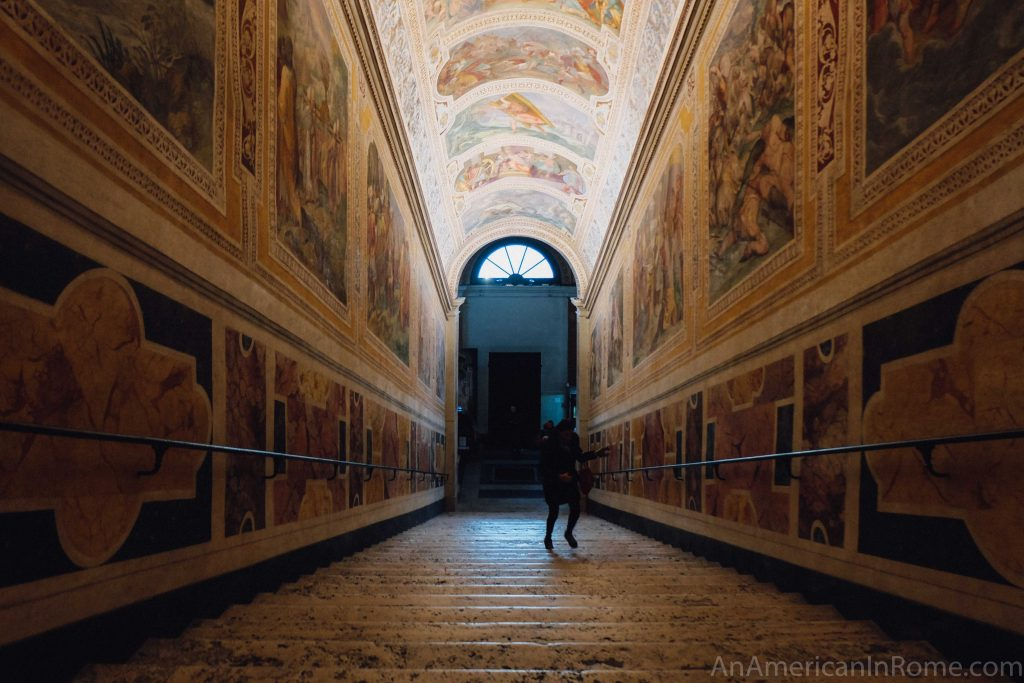 Holy Stairs: Scala Sancta in Rome