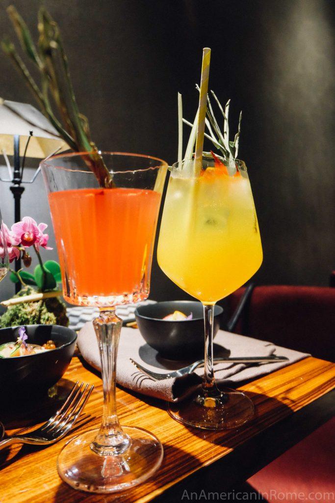i Cocktails le asiatique roma