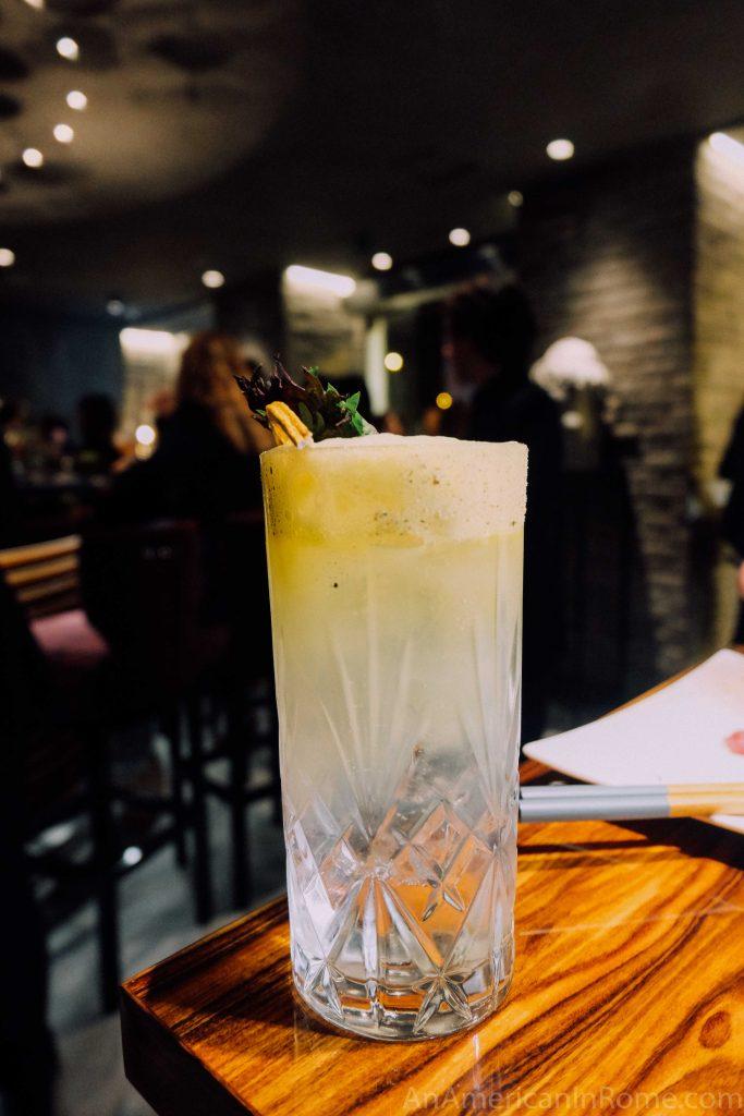 le asiatique cocktail bar
