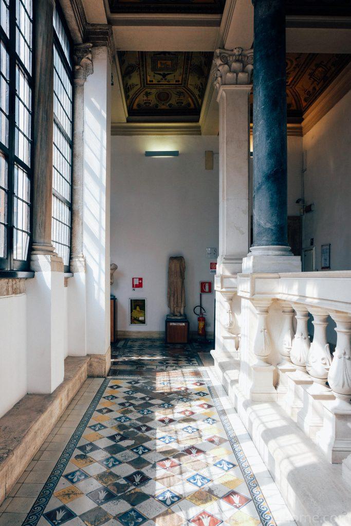 Giovanni Barracco museum near campo de' fiori