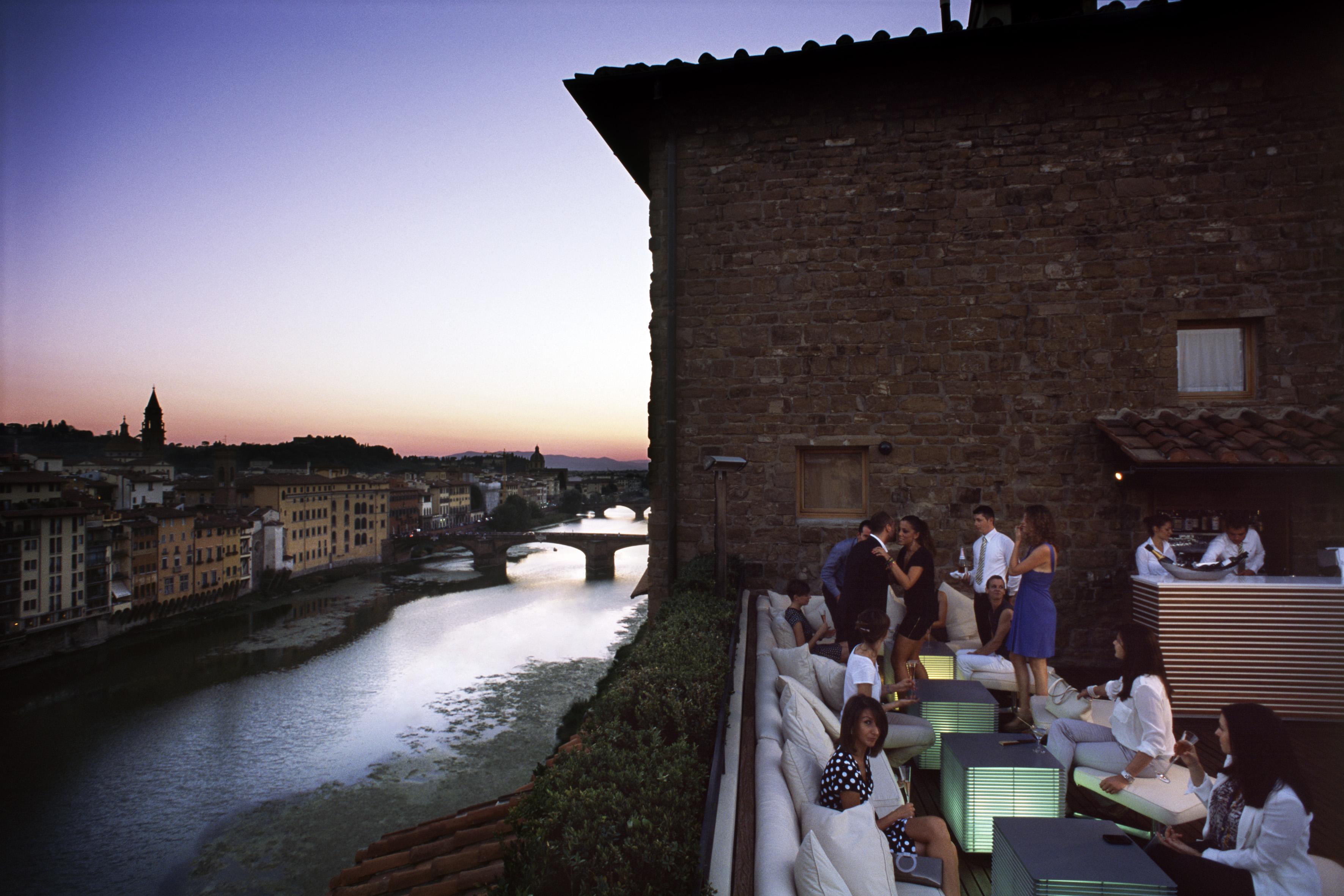 Terrazza Hotel Continentale Firenze