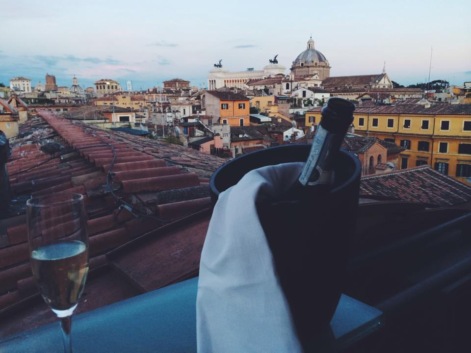 Rooftop Bars in Rome - An American in Rome