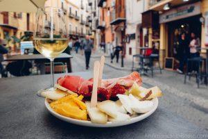 Wine and aperitivo in Cefalu Sicily