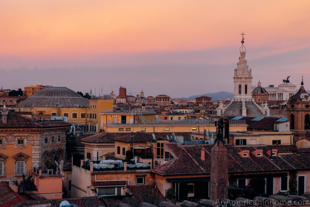 How to Survive Rome in Summer High Season