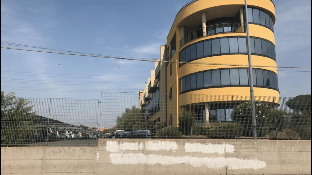 How To Get To The Questura Di Roma Ufficio Immigrazione Via Teofilo Patini An American In Rome