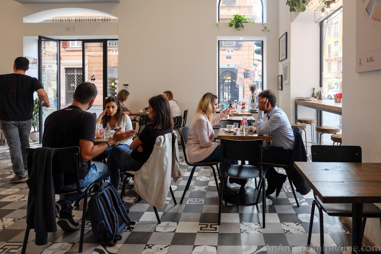 Specialty Coffee In Rome At Faro Luminari Del Caffè An