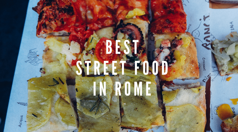 Best Street Food in Rome