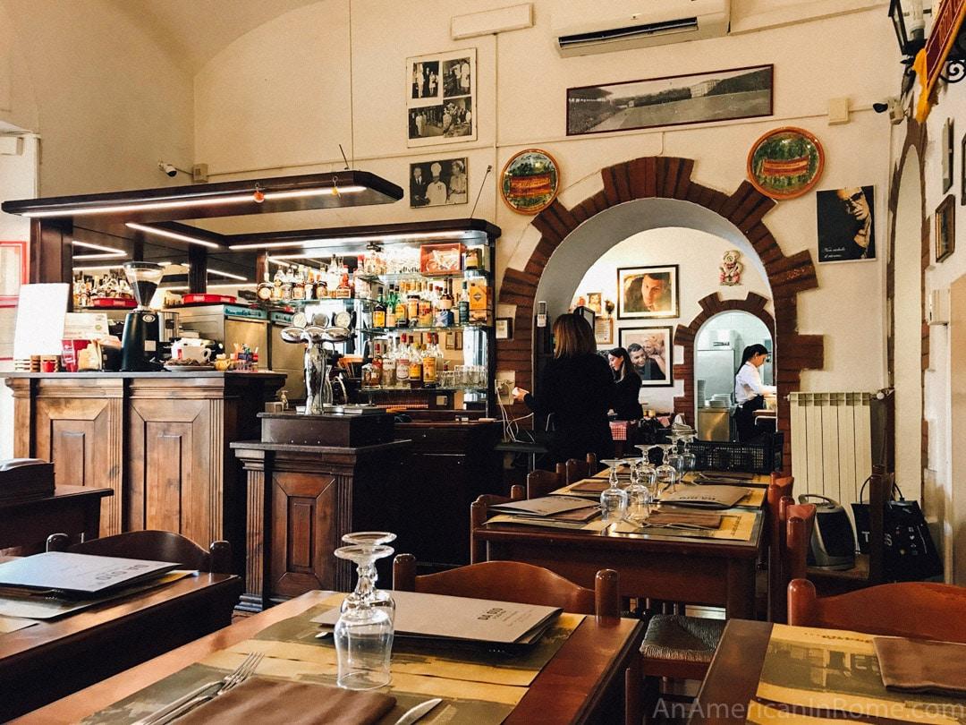 Restaurants off the Beaten Path in Rome