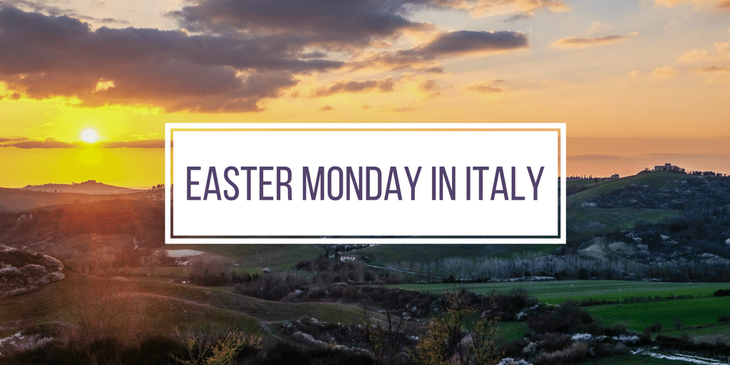 Easter Monday in Italy: Pasquetta