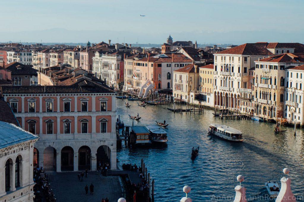 Best Rooftop In Venice T Fondaco Dei Tedeschi An American