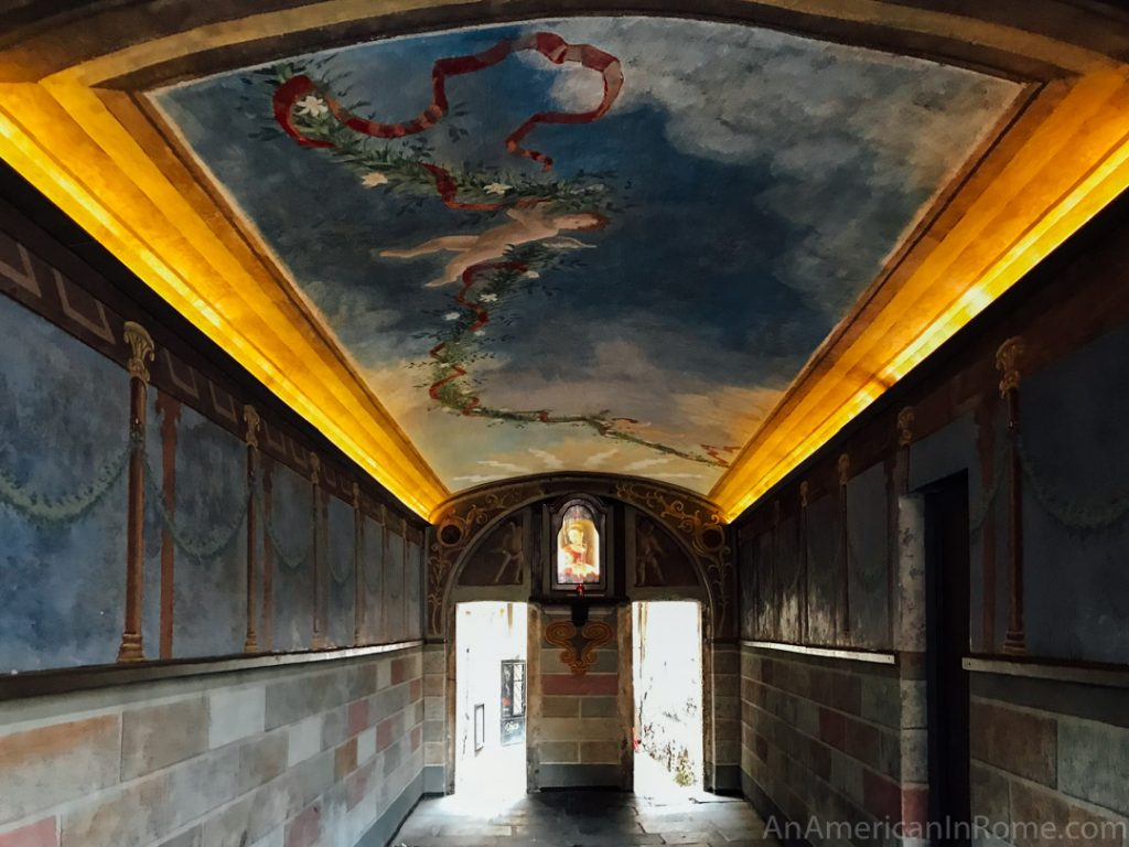 Unexpected Rome: Secret Passage Near Campo de' Fiori