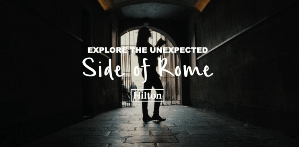 Discover the Other Side of Rome