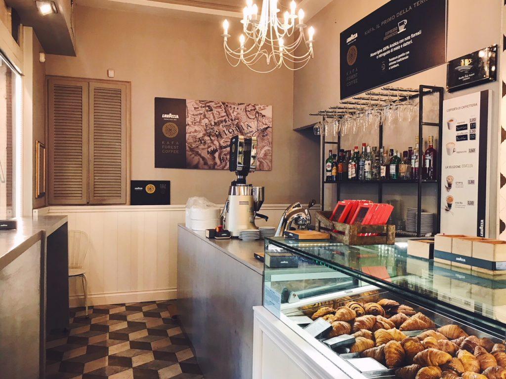 Rome Pastry shop Casa Manfredi