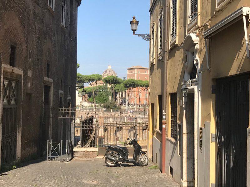 Monti and Trajan's Market