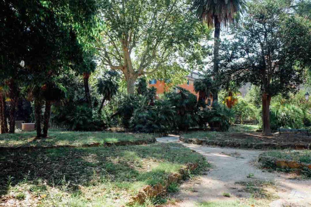 Unexpected Rome: Villa Aldobrandini Park
