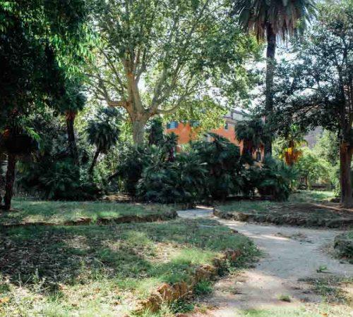 Villa Aldobrandini park