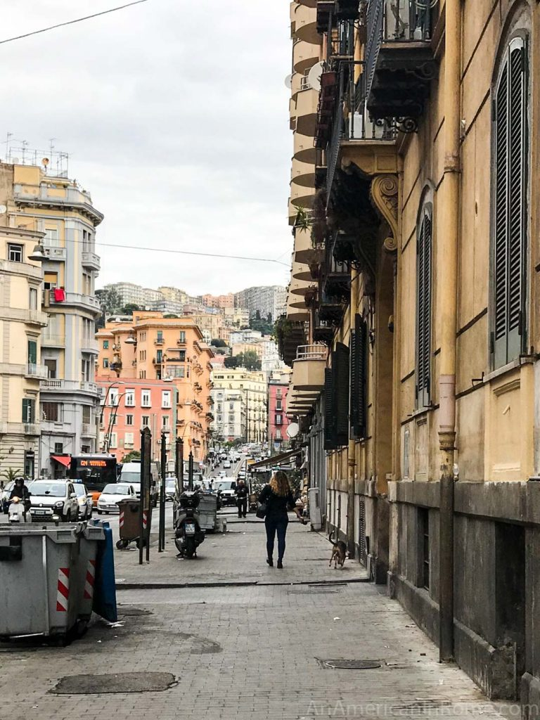 Mergellina, Napoli