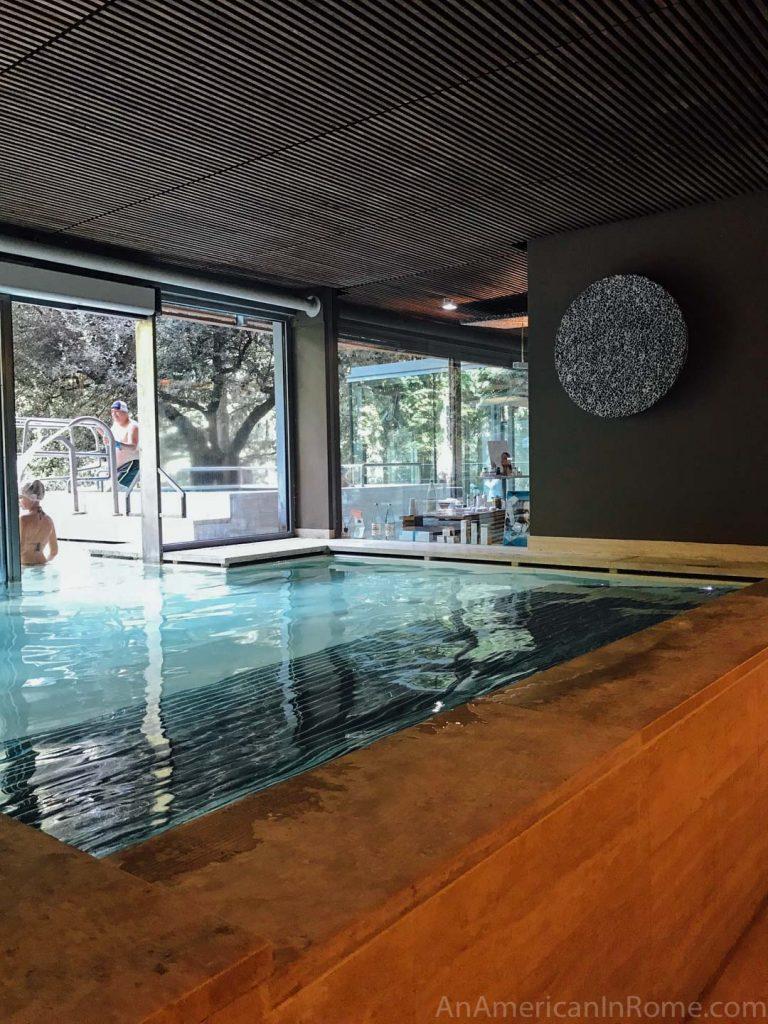 thermal spa Tuscany