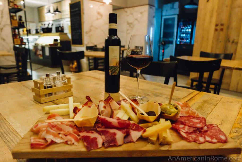 Bradi Toscani restaurant