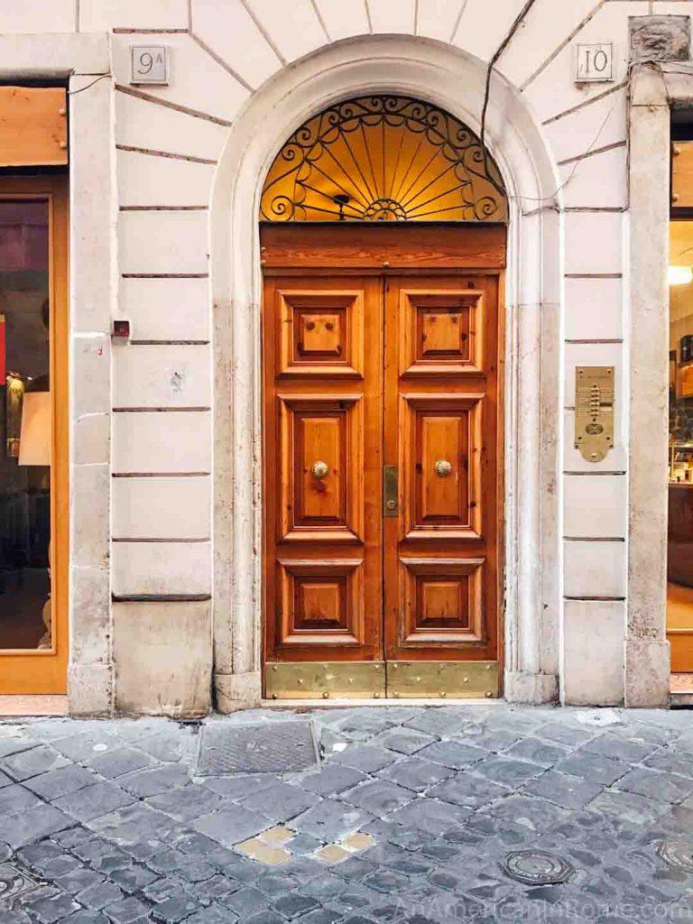 Rome Stumbling Stones