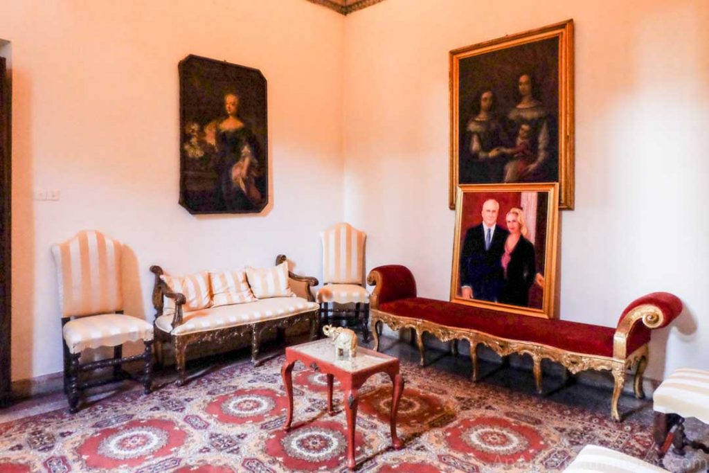 Villa Ludovisi Rome